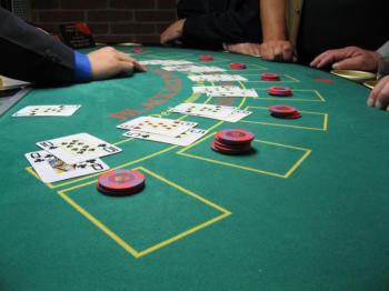 Gambling pinball machines